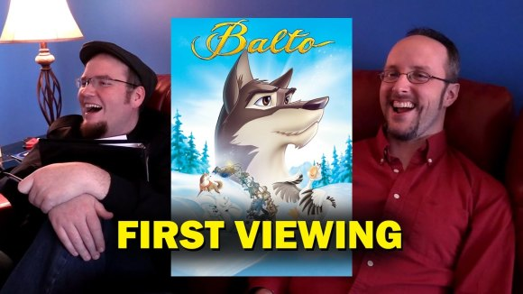 Channel Awesome - Balto - 1st viewing