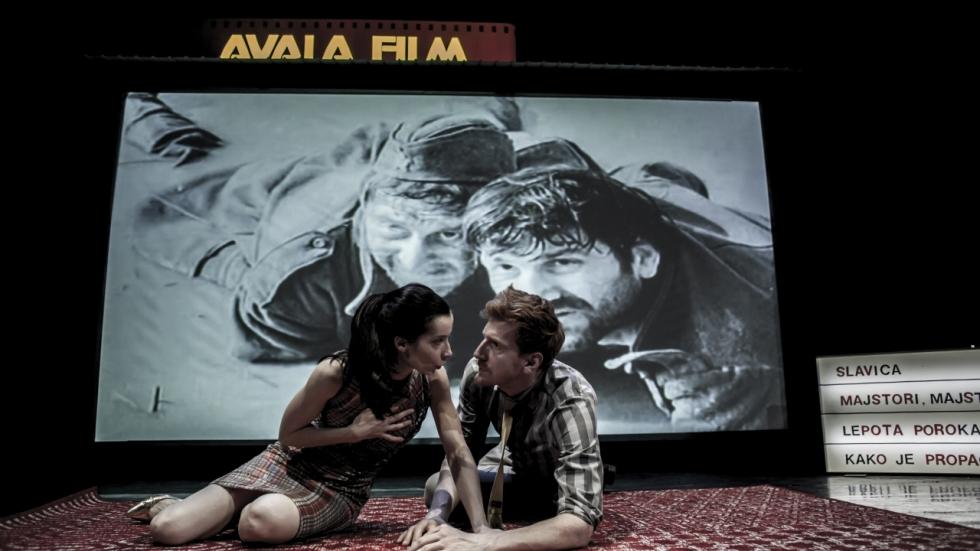 Hommage aan de Joegoslavische cinema