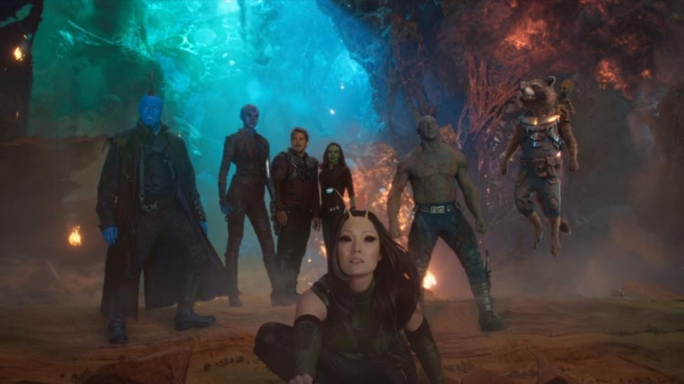 Negen vintage personageposters 'Guardians of the Galaxy Vol. 2'