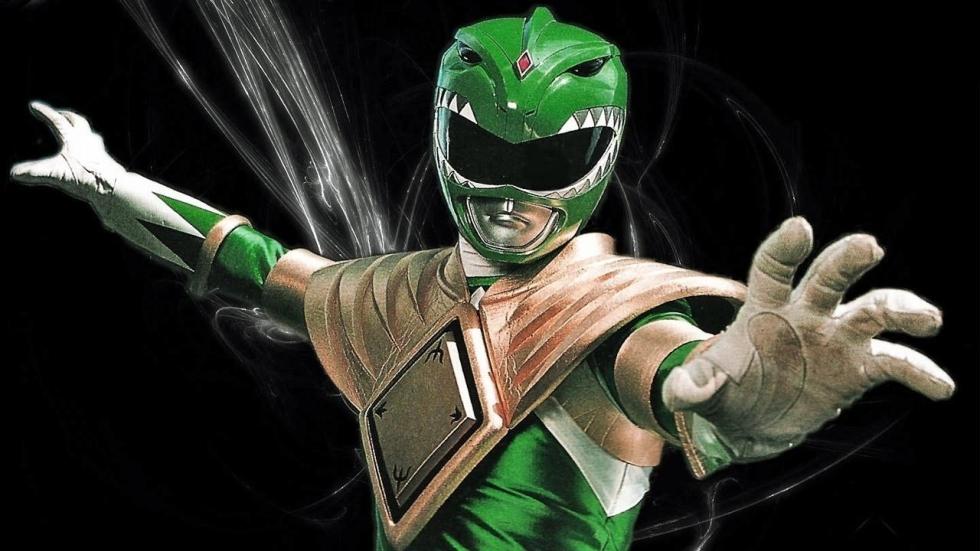 Groene Ranger geteast voor 'Power Rangers 2'