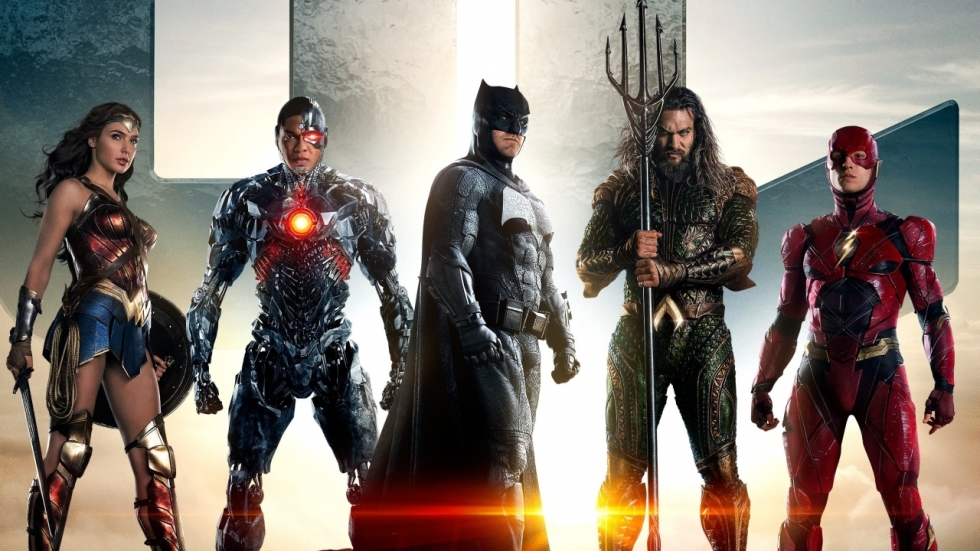 Unite! Teasers & posters 'Justice League'-helden