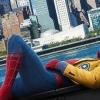 Spider-Man aan Avengers Tower op officiële posters 'Spider-Man: Homecoming'