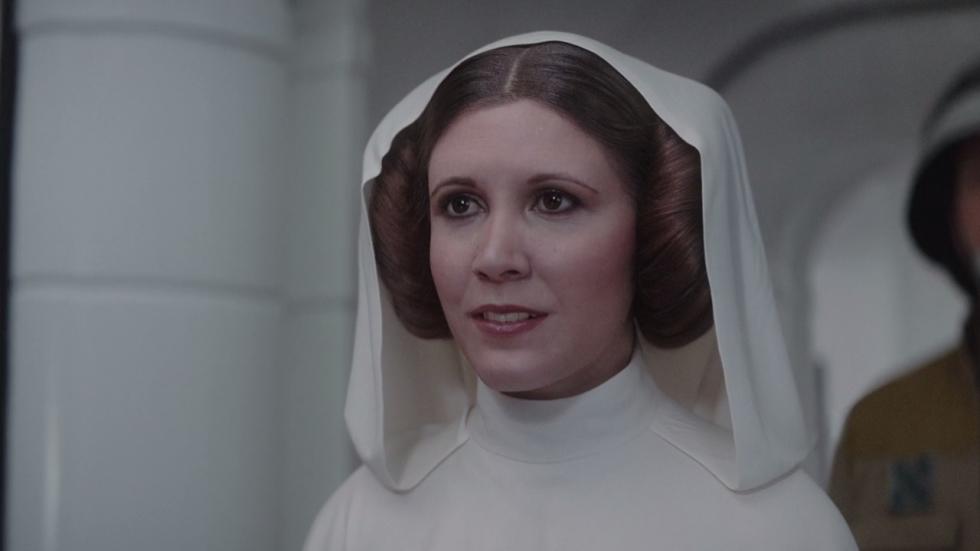 Toch een digitale Carrie Fisher in 't 'Star Wars'-universum