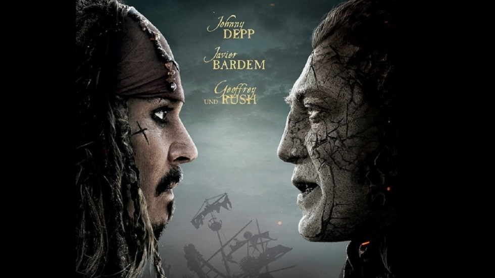 Stomme piraten in nieuwe trailer 'Pirates of the Caribbean 5'