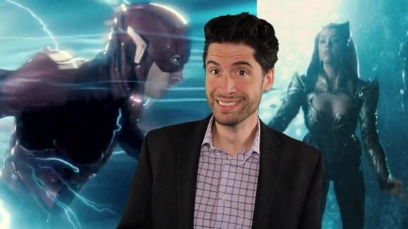 Jeremy Jahns - Justice league - trailer 2 review