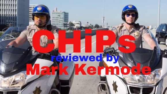 Kremode and Mayo - Chips reviewed by mark kermode
