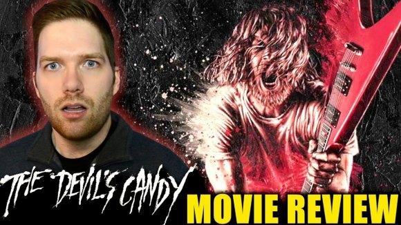 Chris Stuckmann - The devil's candy - movie review