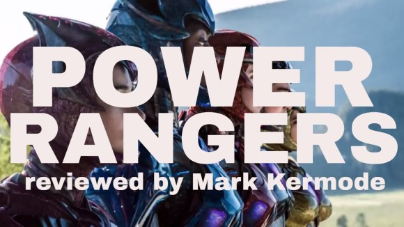 Kremode and Mayo - Power rangers reviewed by mark kermode