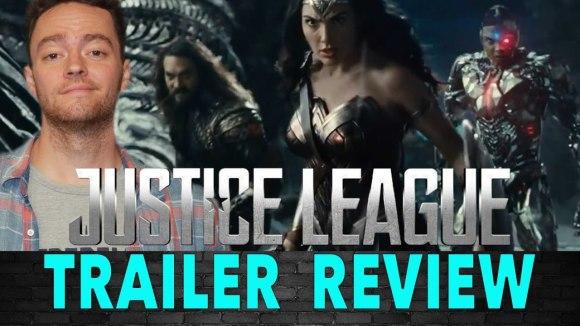 Schmoes Knows - Justice league trailer reaction & review