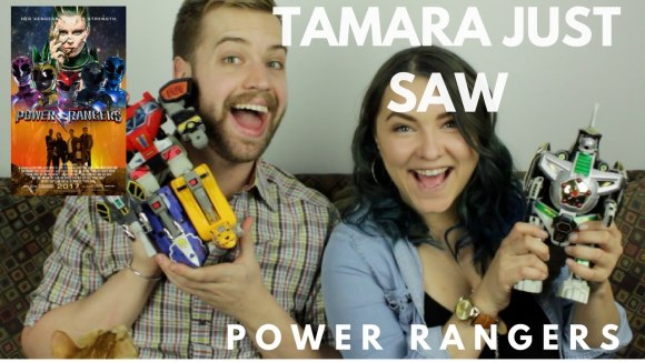 Channel Awesome - Power rangers - tamara just saw