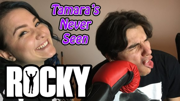 Channel Awesome - Rocky - tamara's never seen
