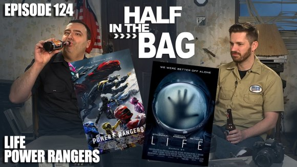 RedLetterMedia - Half in the bag: life and power rangers
