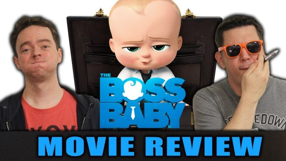 Schmoes Knows - The boss baby movie review