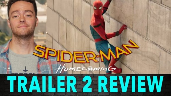 Schmoes Knows - Spider-man trailer 2 reaction & review