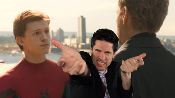 Jeremy Jahns - Spider-man: homecoming - trailer 2 review