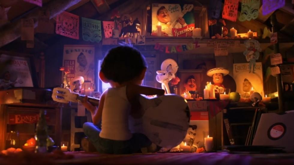 Pixars 'Coco' krijgt teaser trailer!