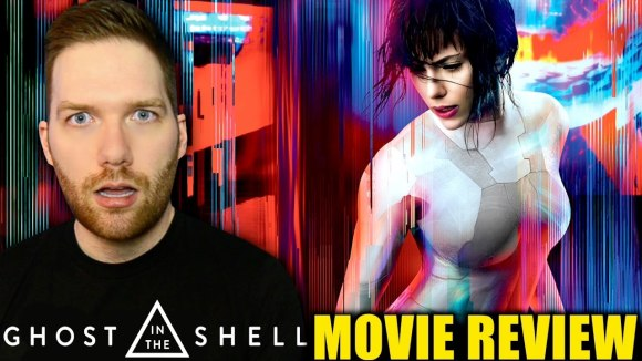 Chris Stuckmann - Ghost in the shell - movie review