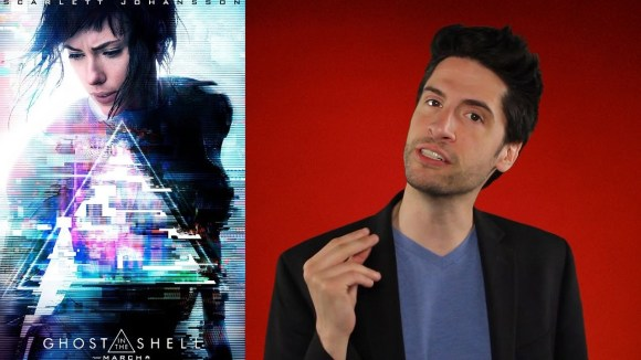 Jeremy Jahns - Ghost in the shell - movie review