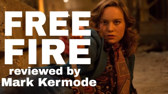 Kremode and Mayo - Free fire reviewed by mark kermode