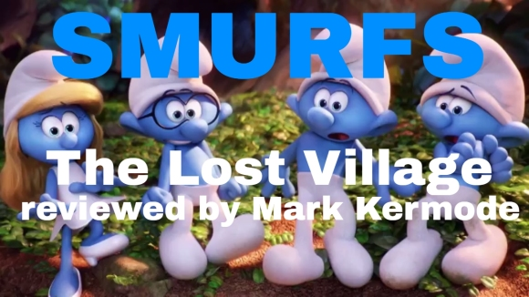 Kremode and Mayo - Smurfs: the lost village reviewed by mark kermode