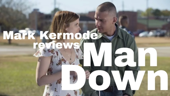 Kremode and Mayo - Man down reviewed by mark kermode
