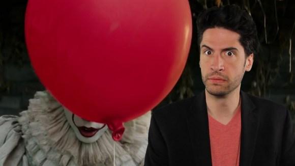 Jeremy Jahns - It - teaser trailer review