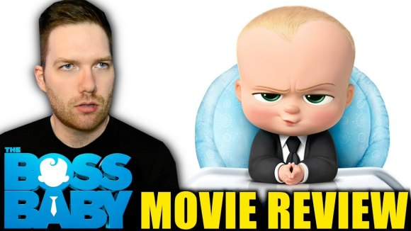 Chris Stuckmann - The boss baby - movie review