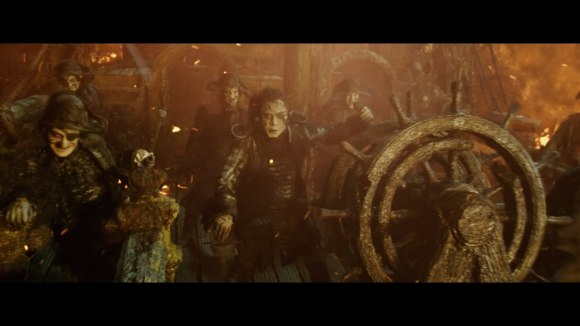 Pirates of the Caribbean: Dead Men Tell No Tales - TV-Spot: Pirate's Death
