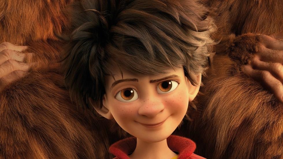 Teaser trailer animatiefilm 'The Son of Bigfoot'