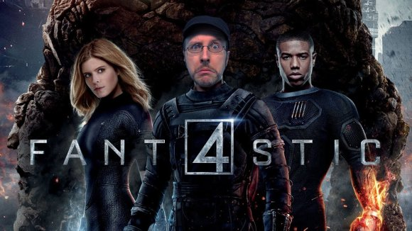 Channel Awesome - Fant4stic - nostalgia critic