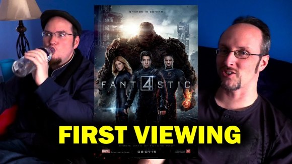 Channel Awesome - Fant4stic - 1st viewing