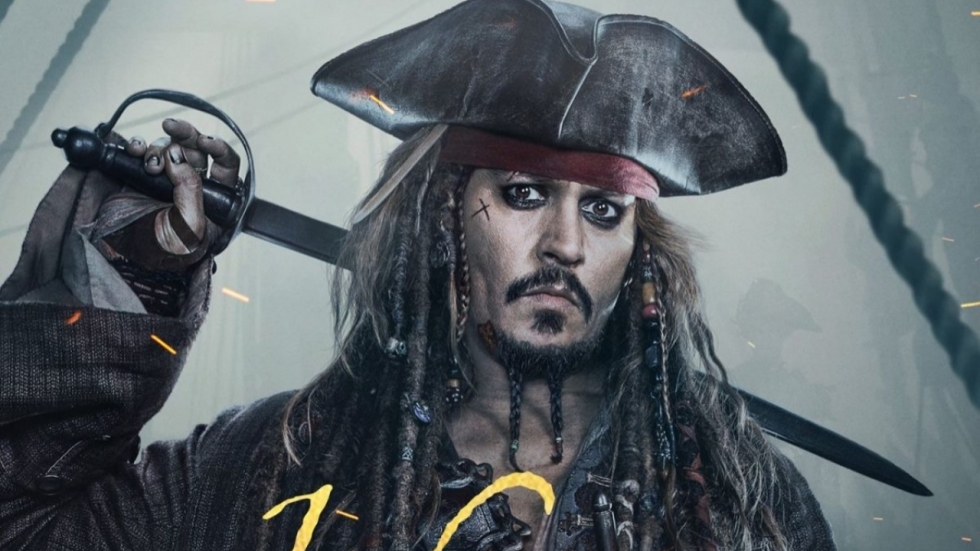 Vijf personageposters 'Pirates of the Caribbean: Salazars Revenge'