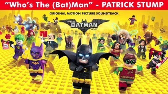 The LEGO Batman Movie Song: Who's the (Bat)Man