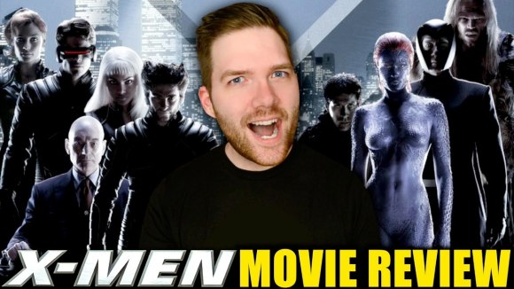 Chris Stuckmann - X-men - movie review