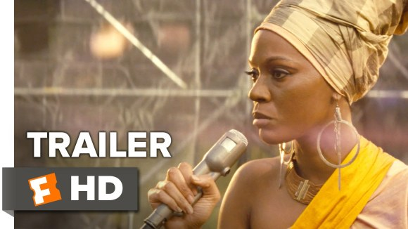 First Trailer to Nina Simone's Biopic | What were they thinking?