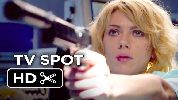 Lucy - Official Extended TV Spot #1