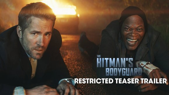 The Hitman's Bodyguard - Teaser Trailer