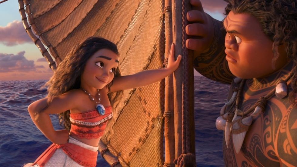 Blu-Ray Review: Moana a.k.a. Vaiana