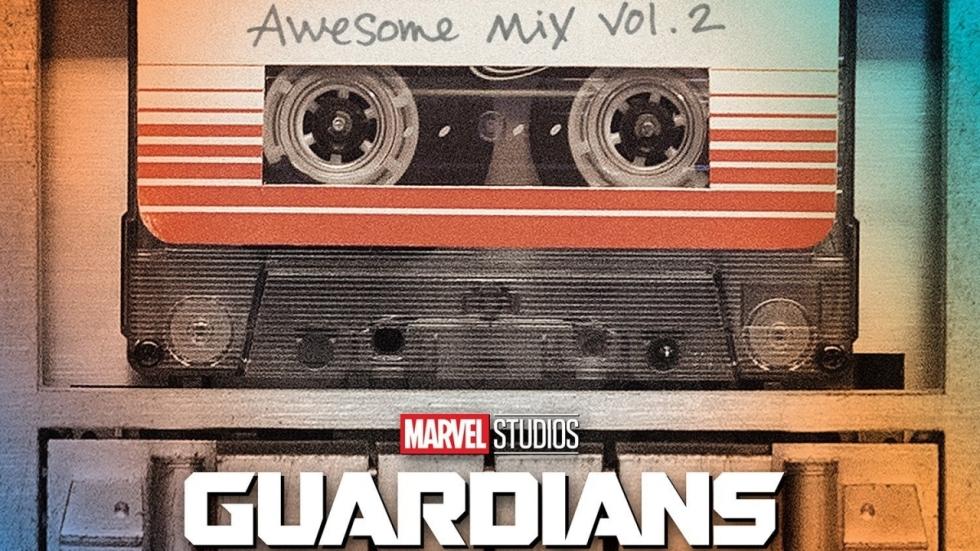 Tracklist 'Awesome Mix Vol. 2' bekend en 'Vol. 3' betekent einde huidig Guardians-team