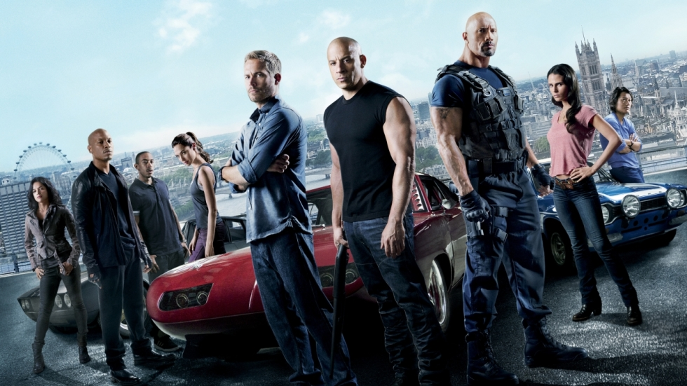 'Fast and Furious'-films in 8 minuten!