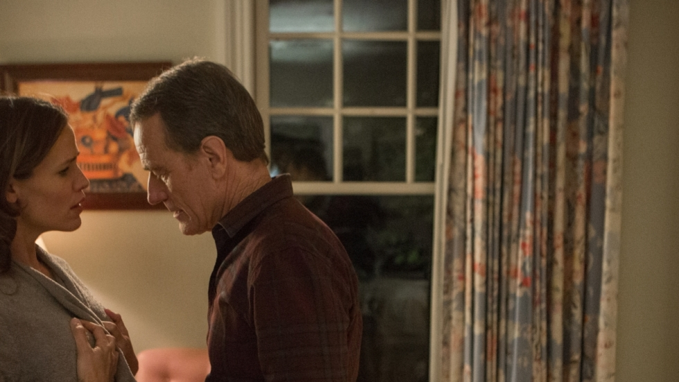 Intrigerende trailer 'Wakefield' met Bryan Cranston en Jennifer Gardner