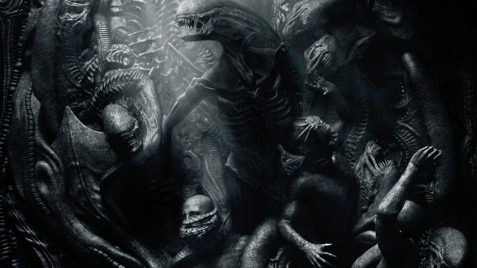 De Neomorph in vol ornaat op nieuwe foto's 'Alien: Covenant'