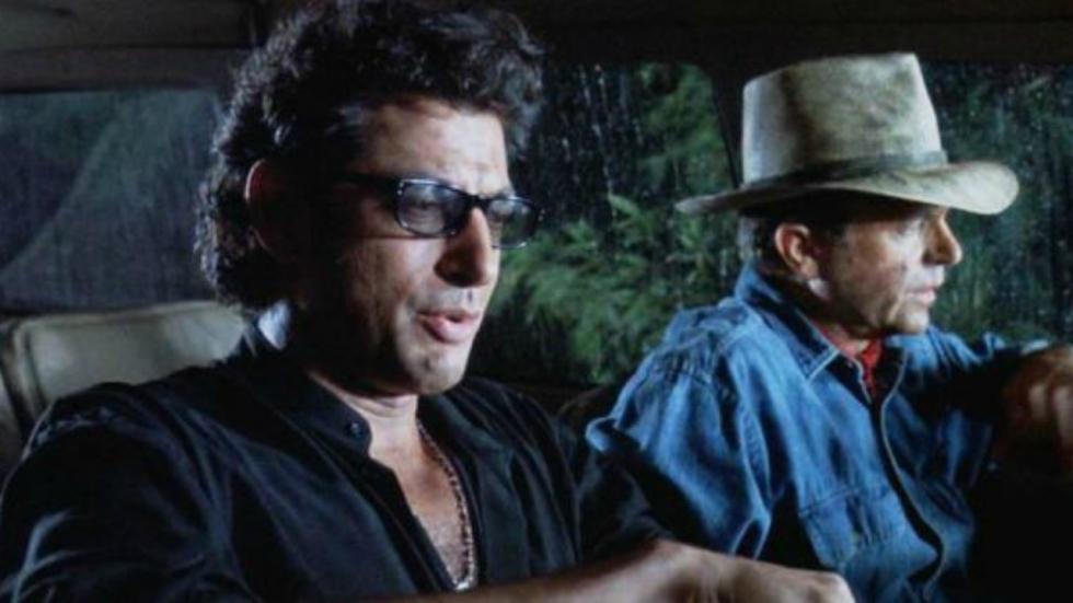 Jeff Goldblum terug in 'Jurassic World'-vervolg!