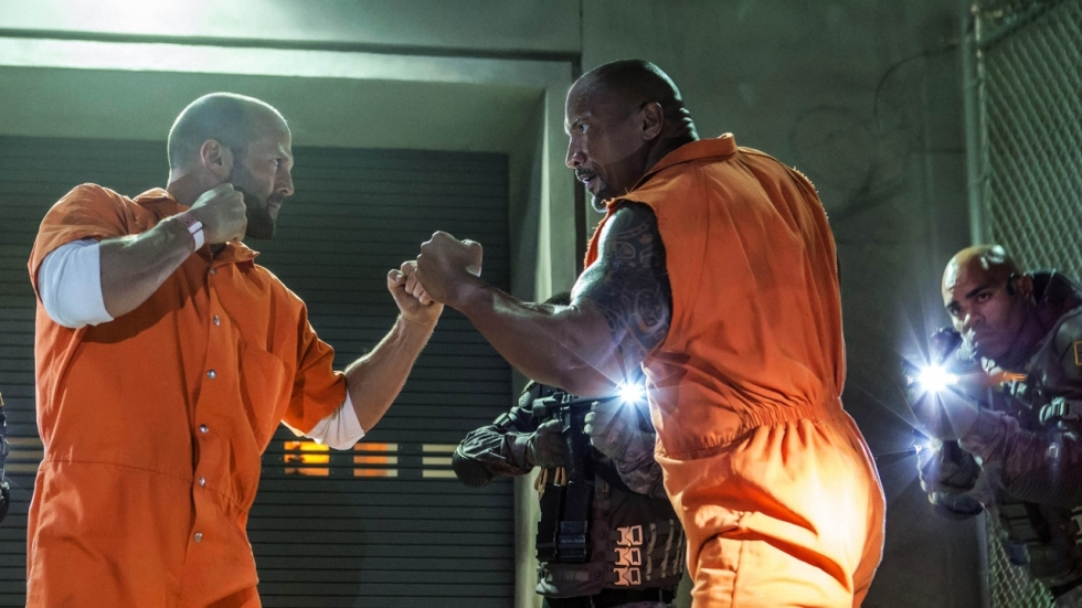The Rock teast 'Fast and Furious'-spinoff met Jason Statham