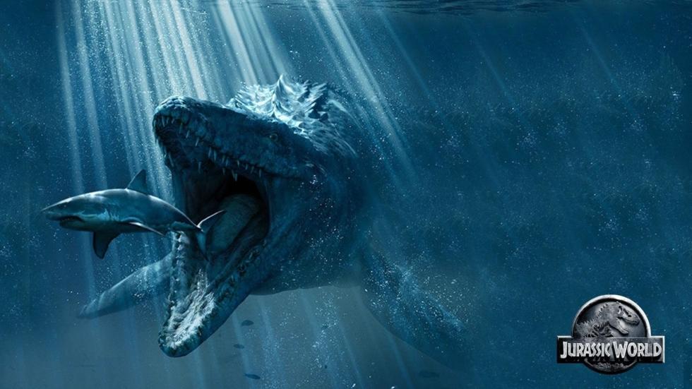 'Jurassic World 2' bevat onderwateractie