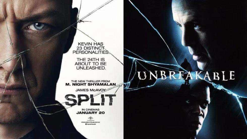 Vervolg 'Split' en 'Unbreakable' heet 'Glass' en verschijnt in 2019