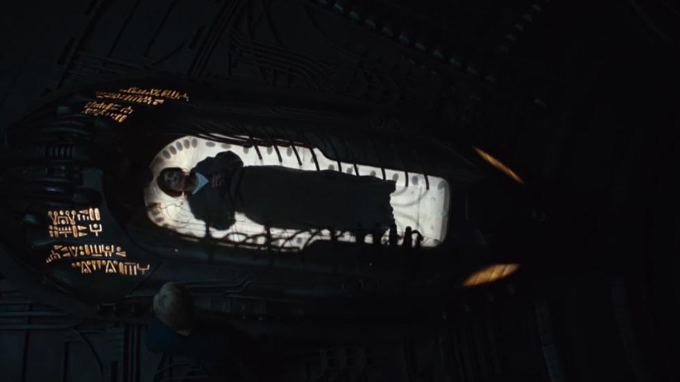 Bekijk proloog 'Alien: Covenant' met de 'Prometheus'-overlevers