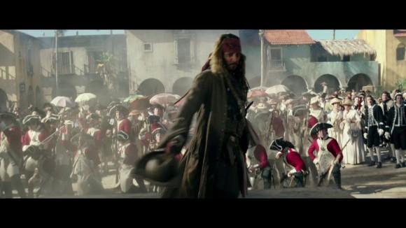 Pirates of the Carribean: Dead Men Tell No Tales - TV-Spot 1
