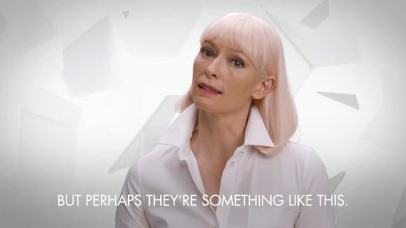Tilda Swinton in nieuwe 'viral'-clip Netflix-film 'Okja'
