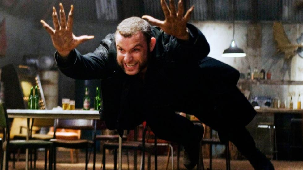 'Logan' had rol voor Liev Schreibers Sabretooth